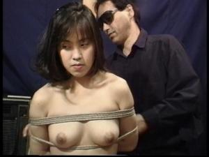 Akechi Denki and Nureki Chimuo: Masochist Play Encyclopedia Japanese Bondage