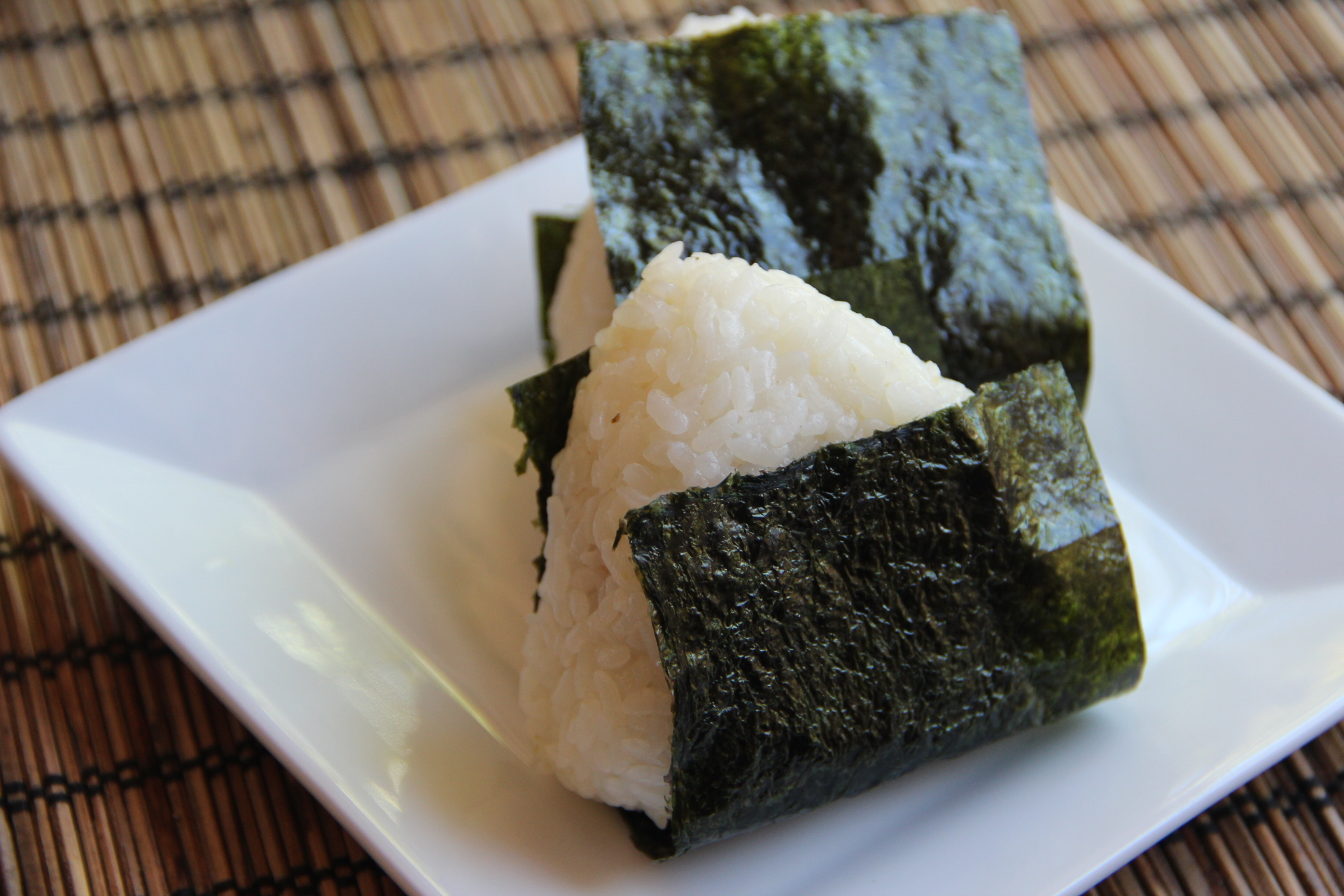 Resultado de imagen de onigiri