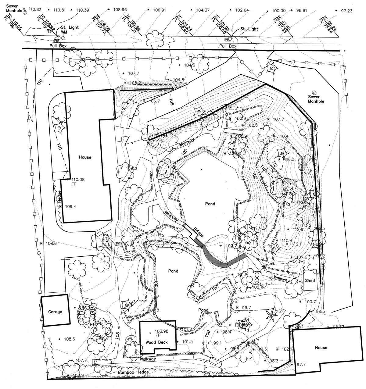 Japanese Garden Designs Plans