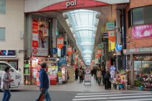 koenji-shopping-mall-japan
