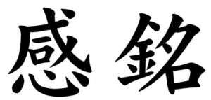 Japanese Word for Deep Impression