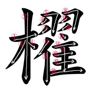 Japanese Word for Oar