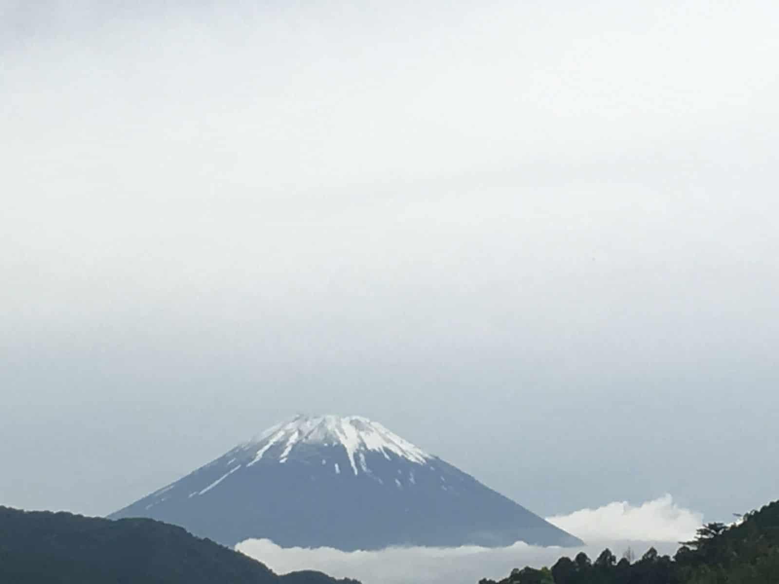 Fujiberget moln