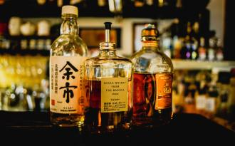 Whiskyresa i Japan