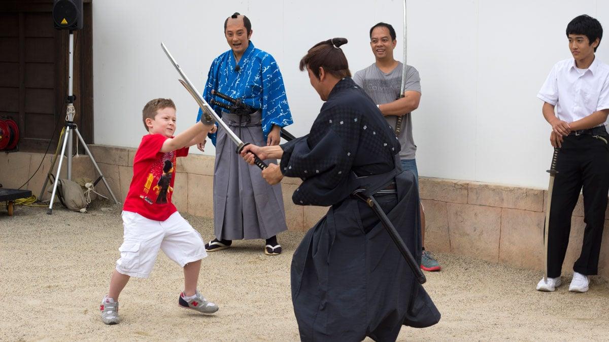 samurajfajt