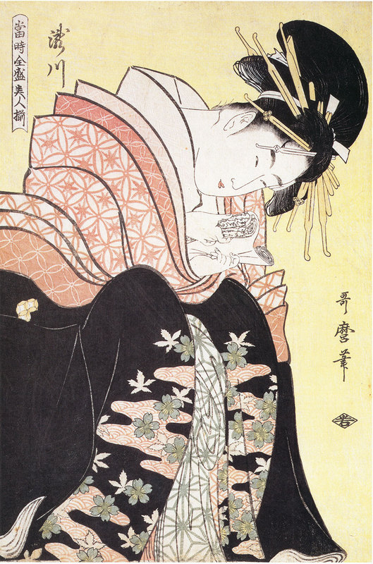Tokugawa, Tokyo National Museum. Ukiyo-e, p. 23.