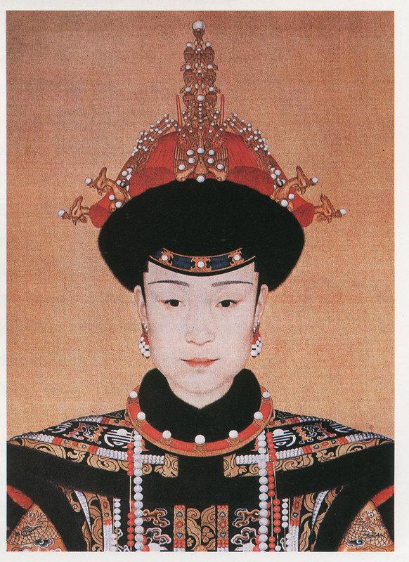Source: Qi Gongzhu, ed. Select Chinese Paintings of Successive Dynasties, vol. 6 (Zhongguo lidai huihua jingpin). Shangdong Meishu Publishing House, 2003, figure 248.