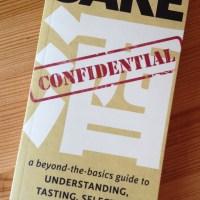 Ny bok om sake: Sake Confidential
