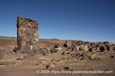 ペルーの遺跡