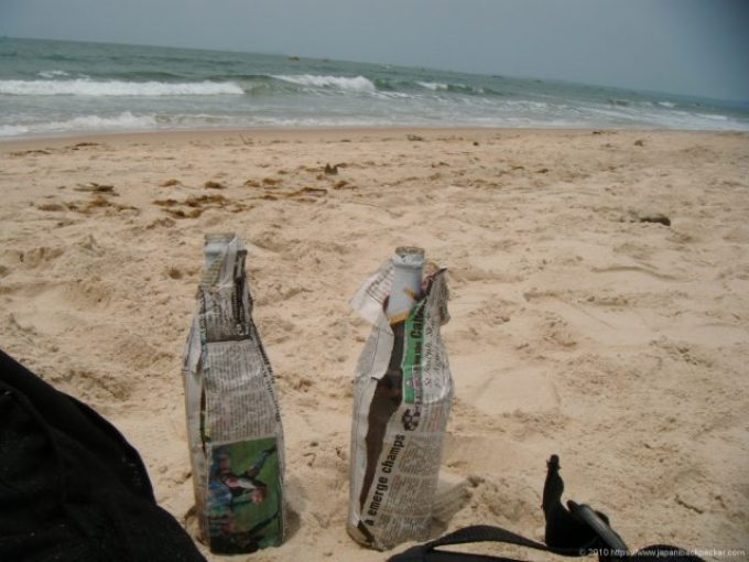 コヴァーラムビーチ