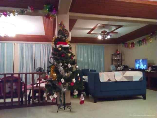 パラオのゲストハウスApo homeのリビング
