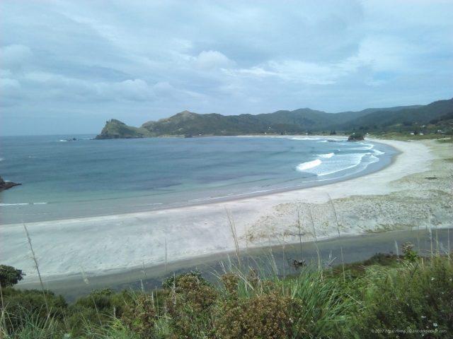 グレートバリア島 medlands beach