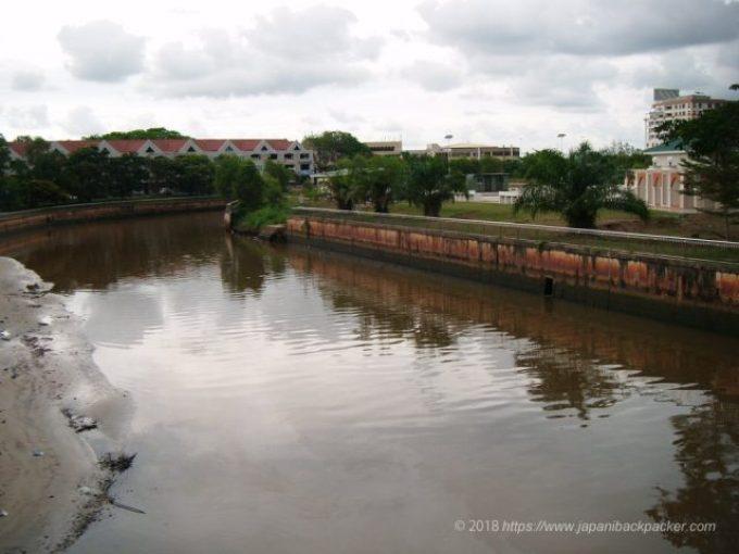 ブルネイの川