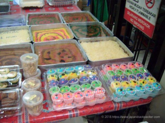 ブルネイの菓子