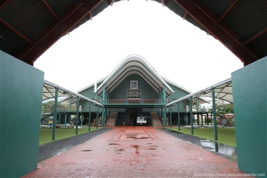 ナショナルホール