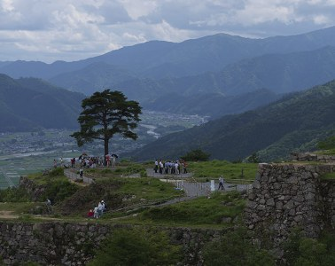 Takeda Castle, Hyogo, Japan: The Japanese Machu Pichu