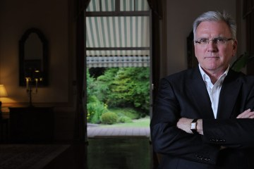 The Canadian Ambassador to Japan, Mackenzie Clugston