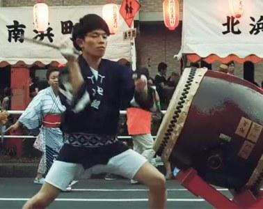 Tokyo shortmovies: summer festival in Omori