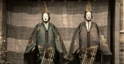 Noh Theatre by Felice Beato