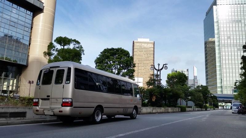 Micro bus Japan Royal Service-2-3