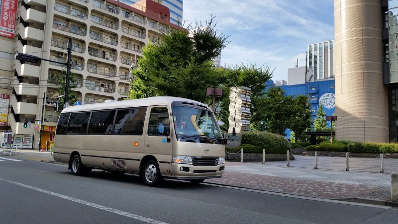 Micro bus Japan Royal Service-2-1