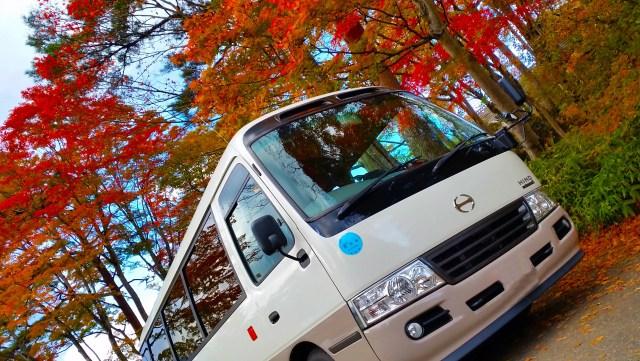 Micro bus Japan Royal Service-1