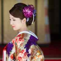 ONE DAY PHOTO TOUR with REAL KIMONO at Meiji Shrine wedding place