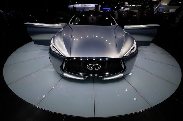 japanese, european carmakers unveil top models at l.a. auto show