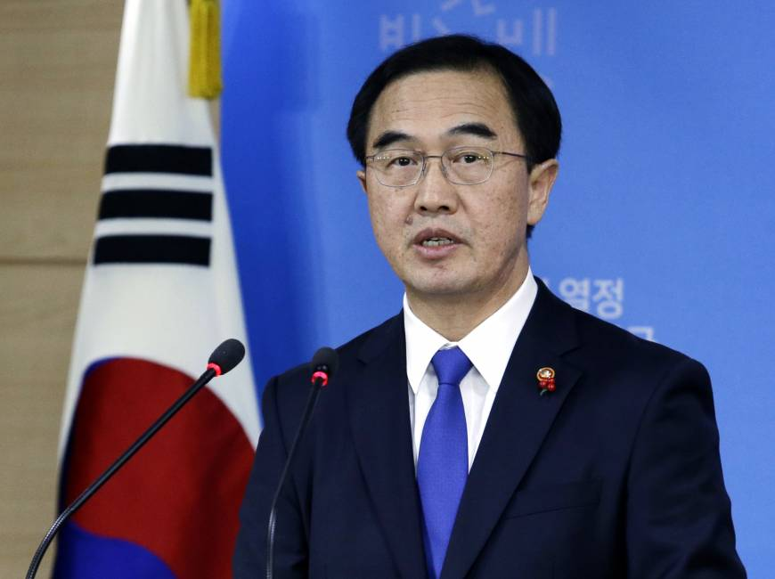 South Korea proposes high level talks with North after request for     South Korea proposes high level talks with North after request for dialogue  in Kim s New