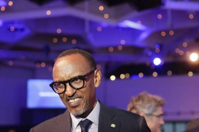 Africa still in uproar over 'shocking' Trump slur ahead of his Davos meeting with Rwandan leader