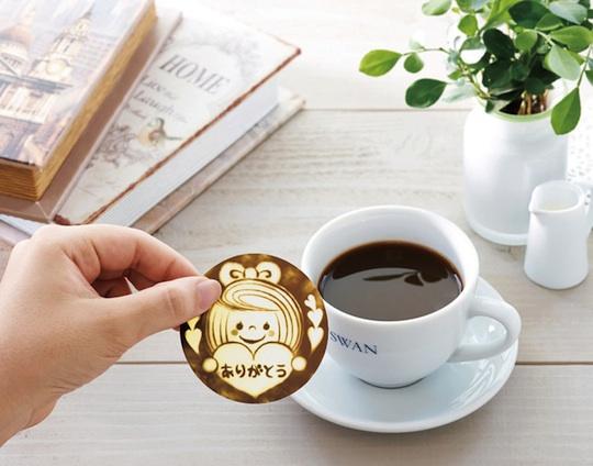 Deco Latte Coffee Art Sheets Set
