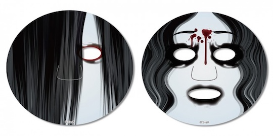 Sadako vs Kayako Face Packs