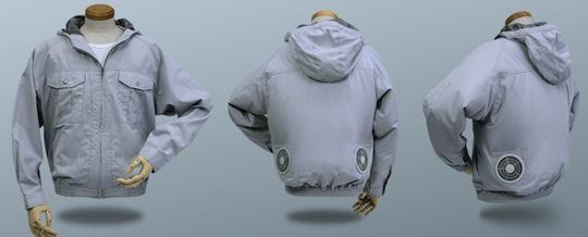 Hasil gambar untuk Air conditioned jacket