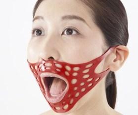 Facial Expression Exercise Mask