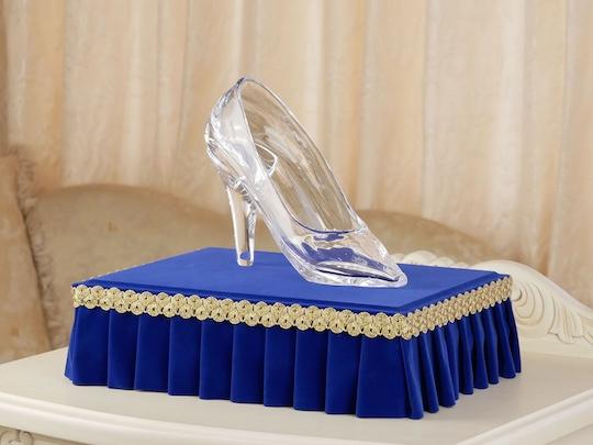 Emma Glass Slipper