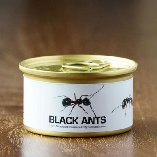 Takeo Tokyo Edible Black Ants