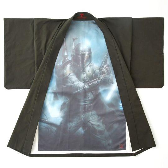 Star Wars Haori Japanese Jacket