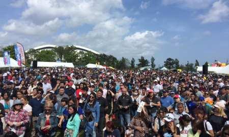 Tradicional festa junina de Toyohashi chega a sua 19ª edição com público acima do esperado