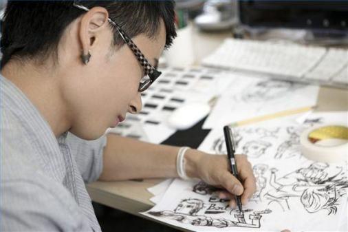 Como ser um mangaka Escolas de Mangá no Japão