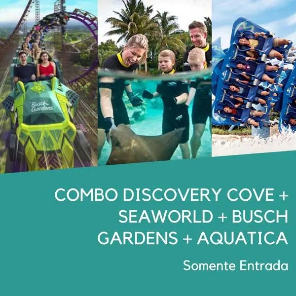 Discovery cove Combo1
