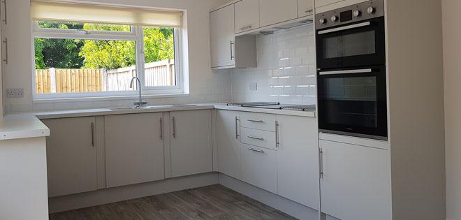 Kitchen Refurbishment & Redcoration Colchester Essex