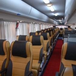 35 Seater Volvo Coach