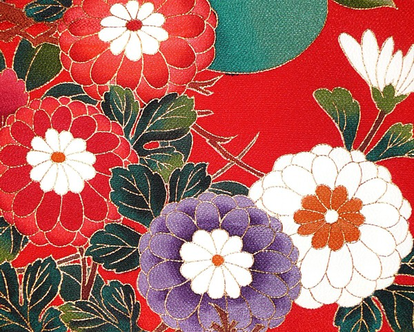 Japanese Traditional Wedding Kimono 1970s Kimono Japonais Catalogue The Japonic Online
