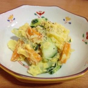 poteto sarada Salade de pomme de terre ポテトサラダ