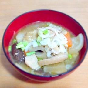 Tonjiru 豚汁