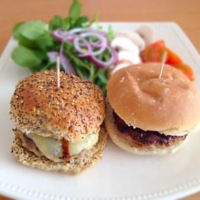 Teriyaki burger  照り焼きバーガー