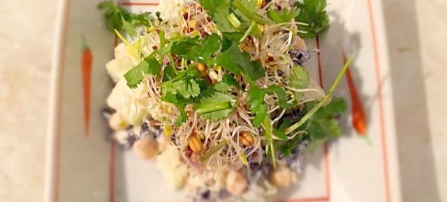 Mayonnaise vegan au tofu ヴィーガン豆腐マヨネーズ
