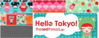 Hello Tokyo from Robert Kaufman