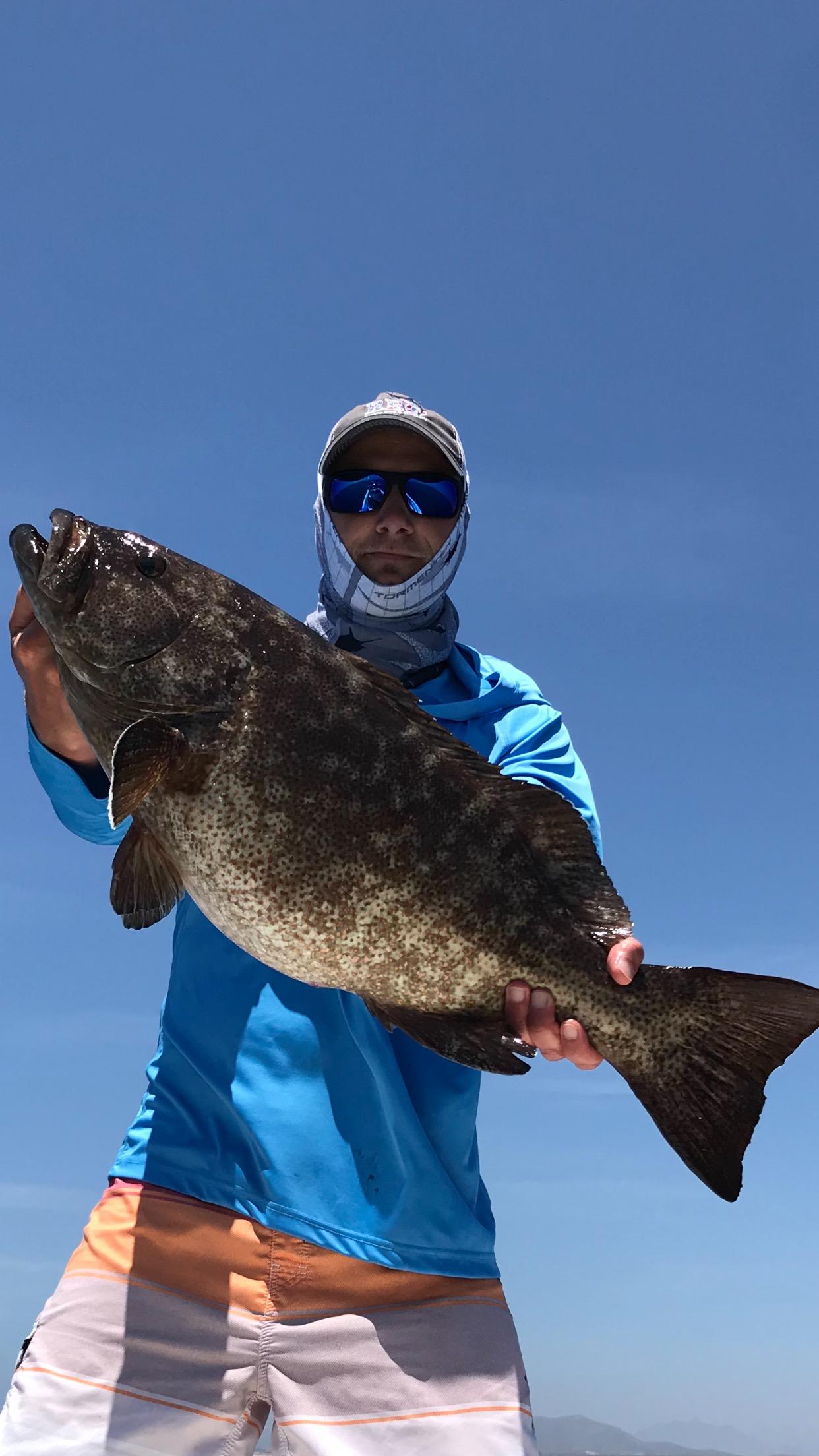 Sport Fishing Jaqueline