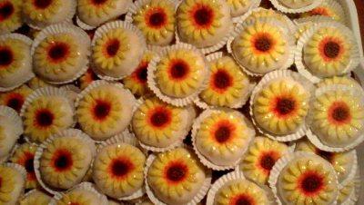 حلوى دوار الشمس